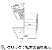 Gタイプ 平面図