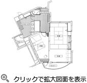 Dタイプ 平面図