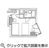 Fタイプ 平面図